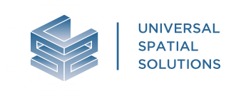 Universal Spatial Solutions Logo